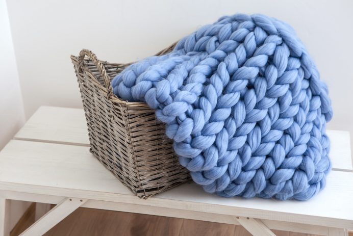 hot to care for merino wool blanket