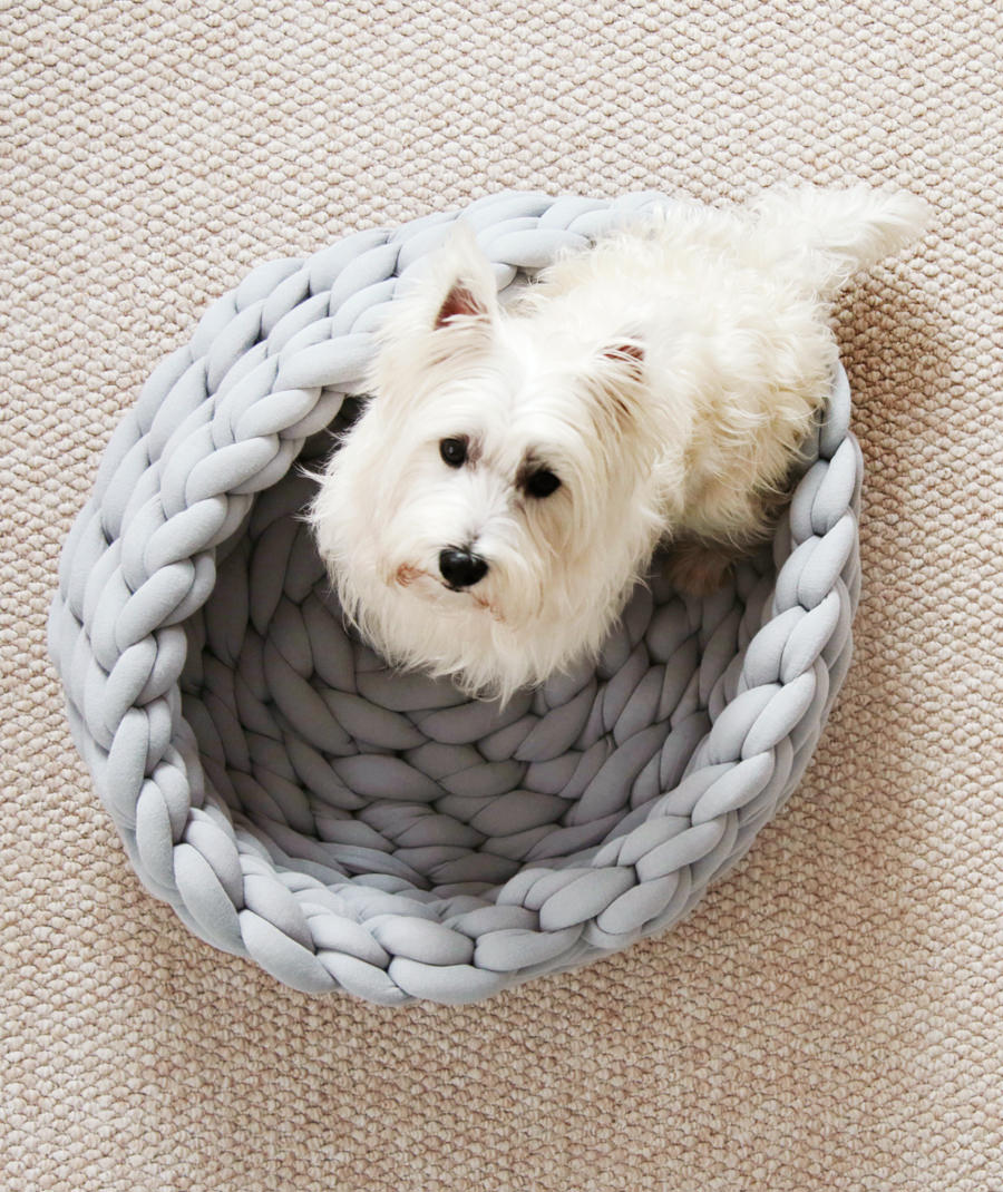 Ohhio Braid Dog Bed DIY Kit
