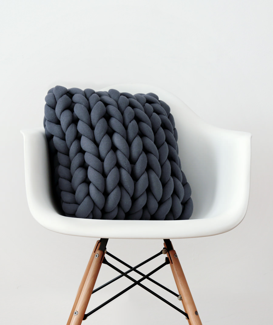 Ohhio Braid Cushion Square