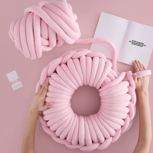 O-Cushion DIY Kit Pink Large