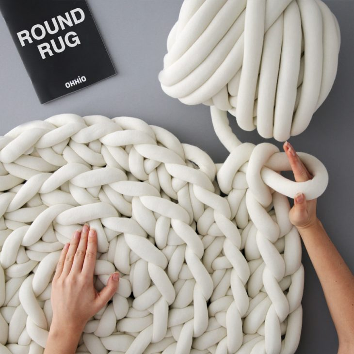 Ohhio Braid Rug DIY Kit