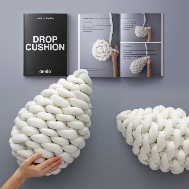 Drop Cushion DIY Instructions (cover)