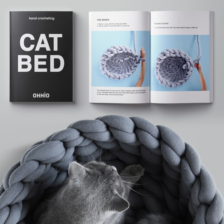 Ohhio Braid Cat Bed DIY Instructions (additional1)